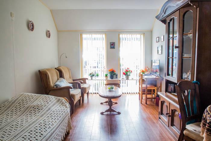 Bewonerskamer Westersypen comfortabel wonen